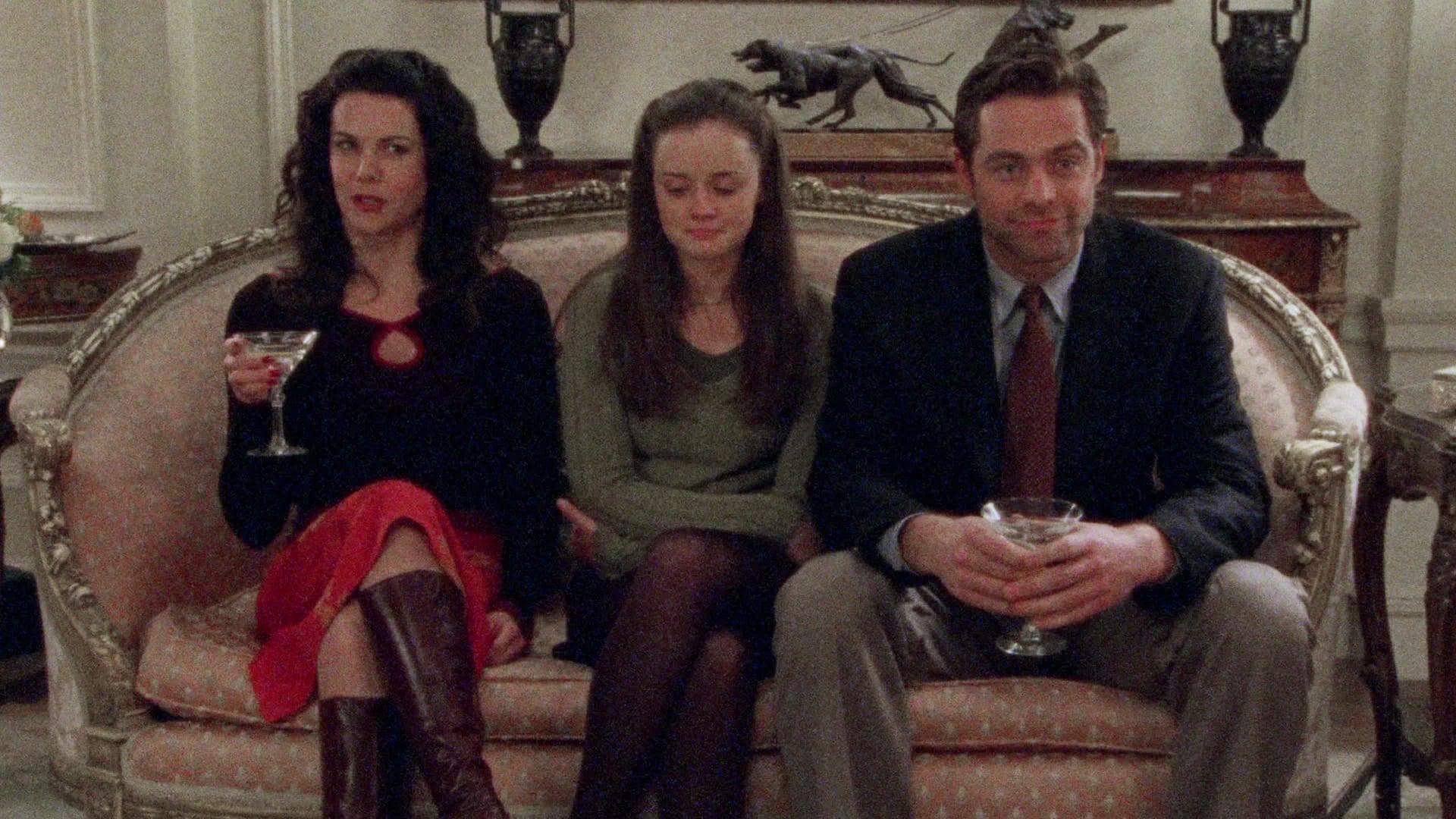 Watch Gilmore Girls S07E01 Season 7 Episode 1