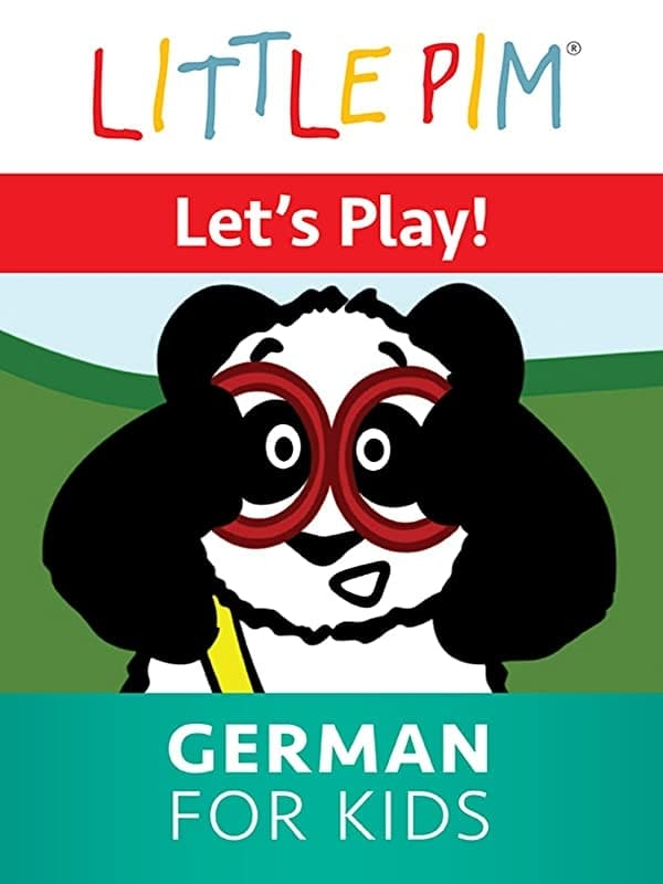 Little Pim: Let's Play! - German for Kids on FREECABLE TV