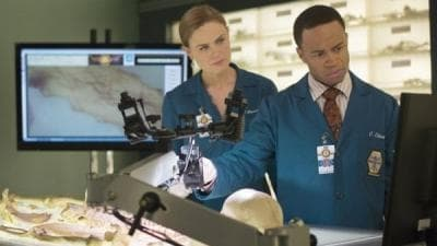 Bones Season 9 :Episode 12  The Ghost in the Killer