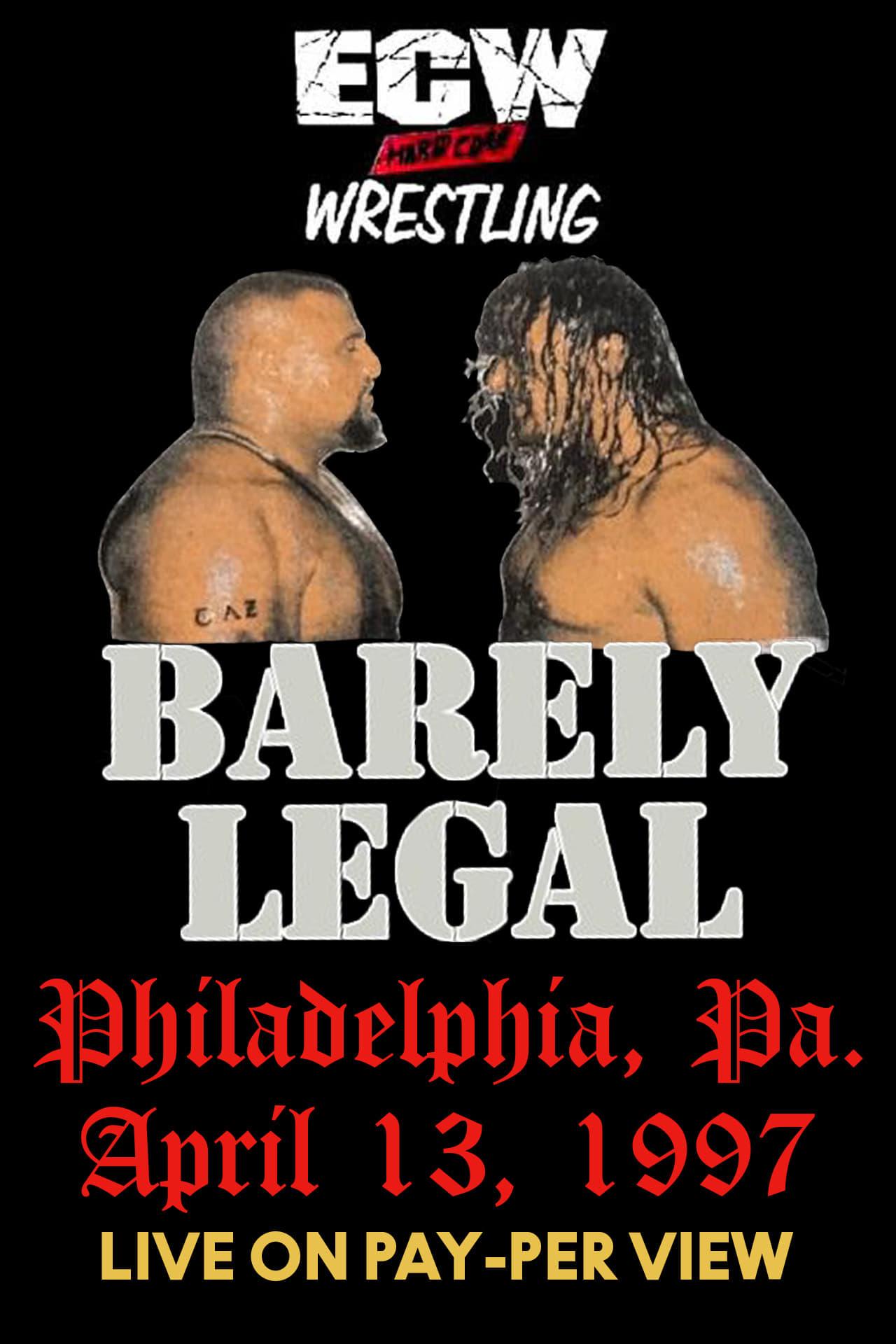 ECW Barely Legal 1997 (1997)