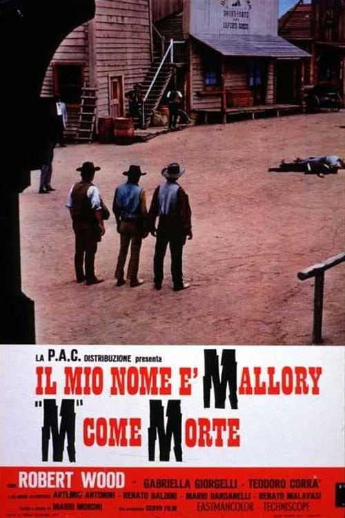 My Name Is Mallory... M Means Death (1971)