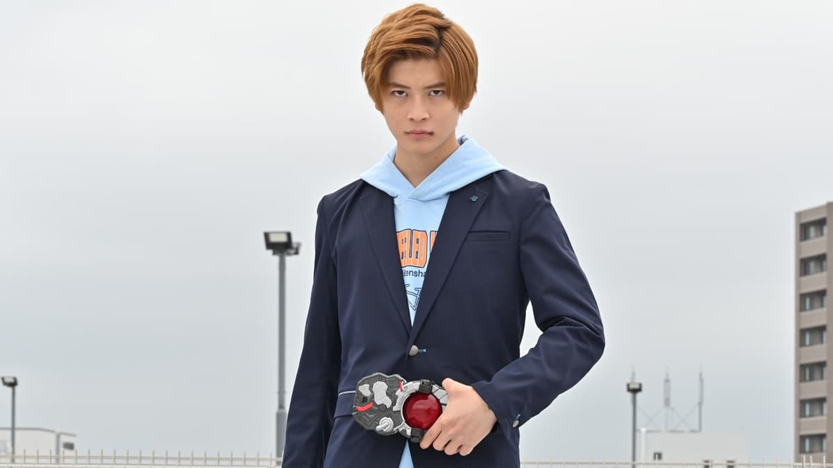 Kamen Rider Season 30 :Episode 44  The Only One Who Can Stop You