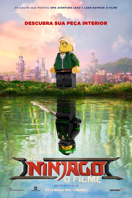 LEGO Ninjago: O Filme – Dublado (2017)