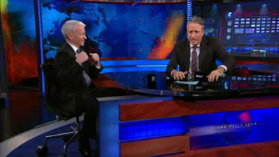 The Daily Show with Trevor Noah Season 16 :Episode 26  Anderson Cooper