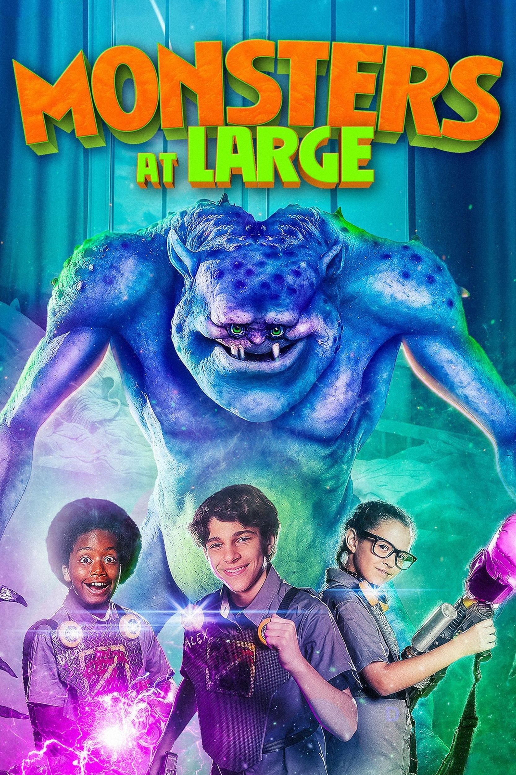 Monsters at Large on FREECABLE TV