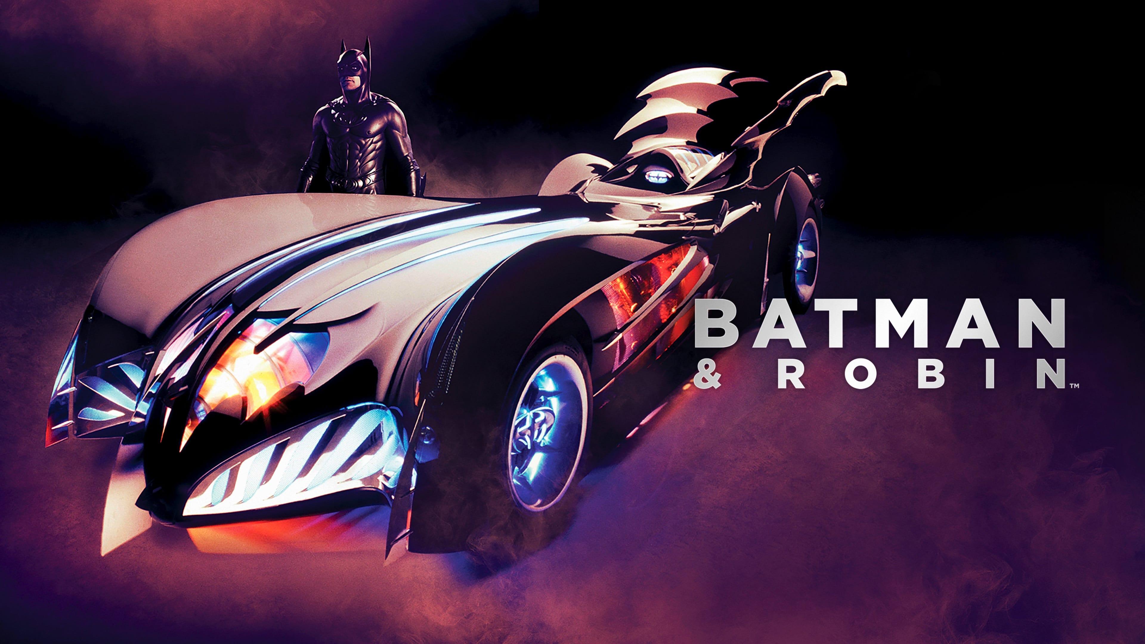 Batman i Robin (1997)