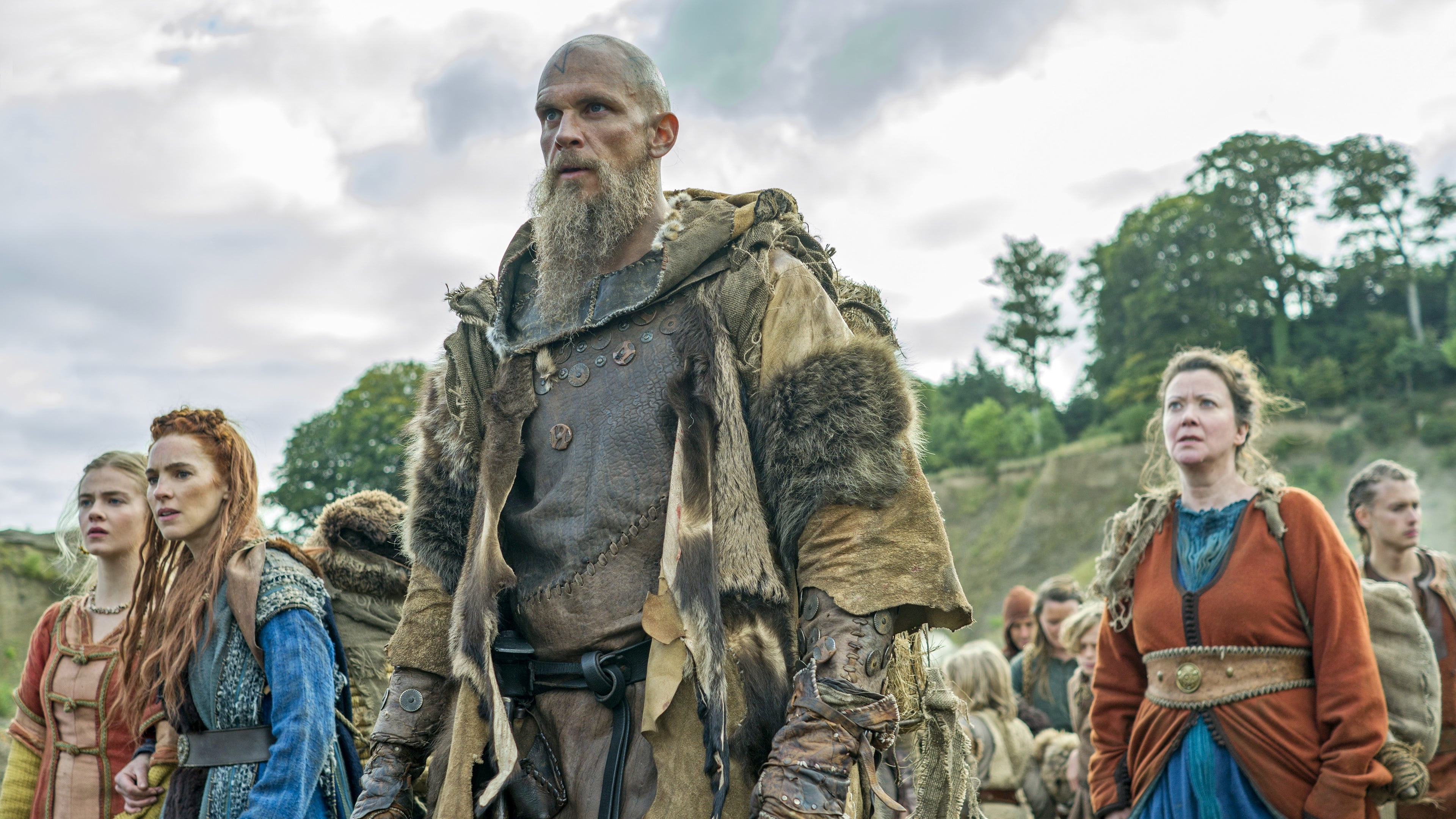 Vikings Season 5 :Episode 7  Full Moon