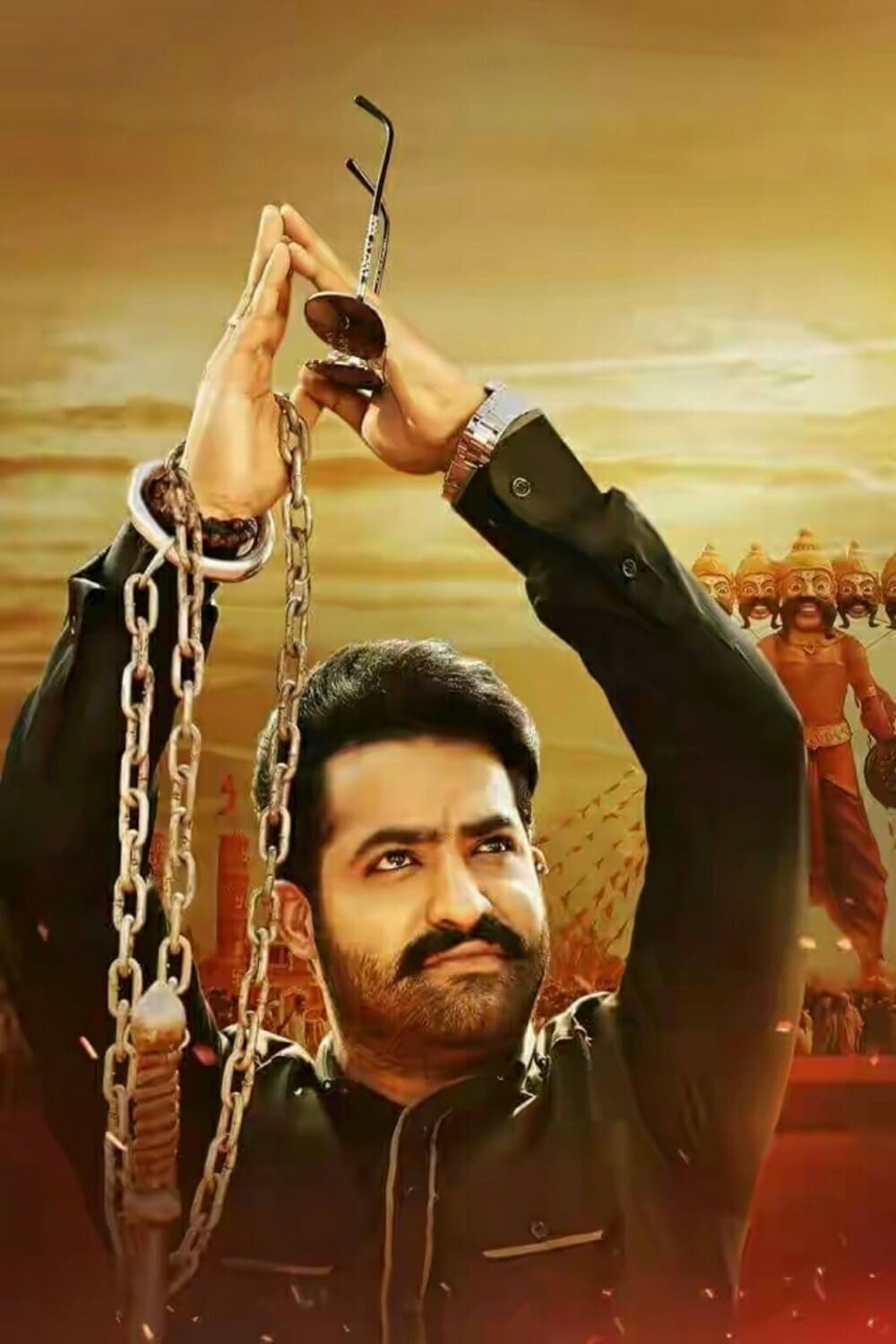 Posters with Jr NTR