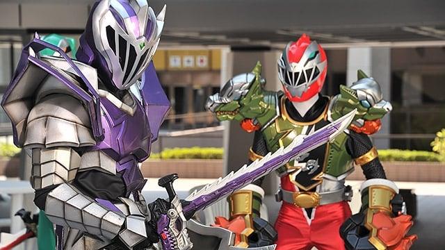 Super Sentai Season 43 :Episode 30  Knockdown! High Spec