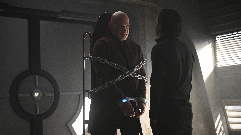 Supergirl Season 5 :Episode 18  The Missing Link