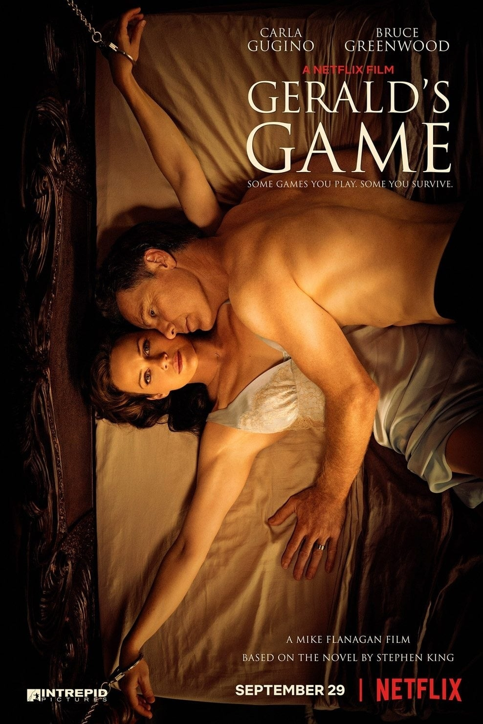 Gerald's Game / Το παιχνίδι του Τζέραλντ