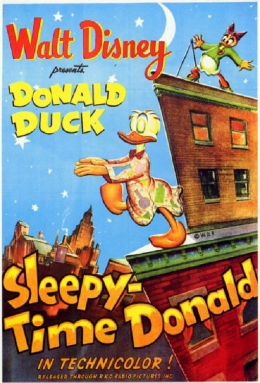Sleepy Time Donald