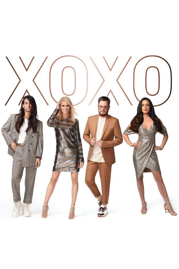 XOXO TVA Poster