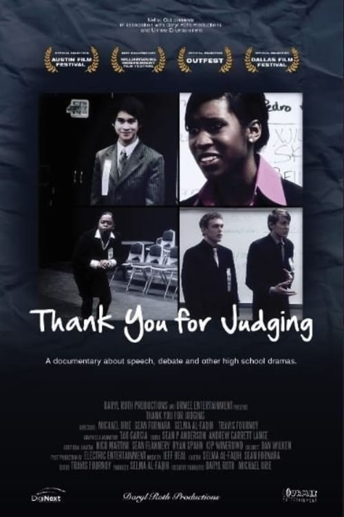 Ver Thank You for Judging Online HD Español (2011)