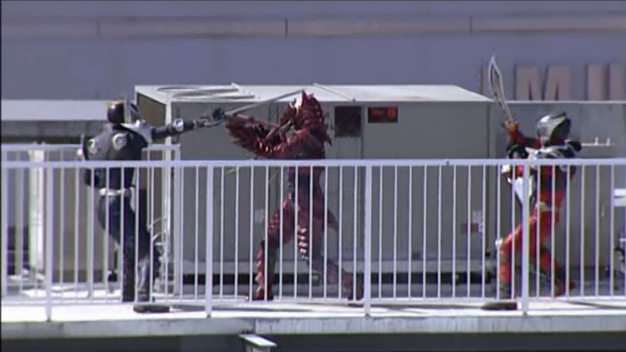 Kamen Rider Season 12 :Episode 12  Episode 12