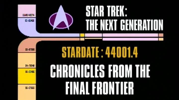 Archival Mission Log: Year Four - Chronicles from the Final Frontier-Azwaad Movie Database