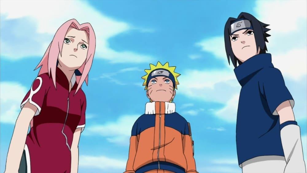 Naruto Shippūden Season 16 :Episode 361  Squad Seven