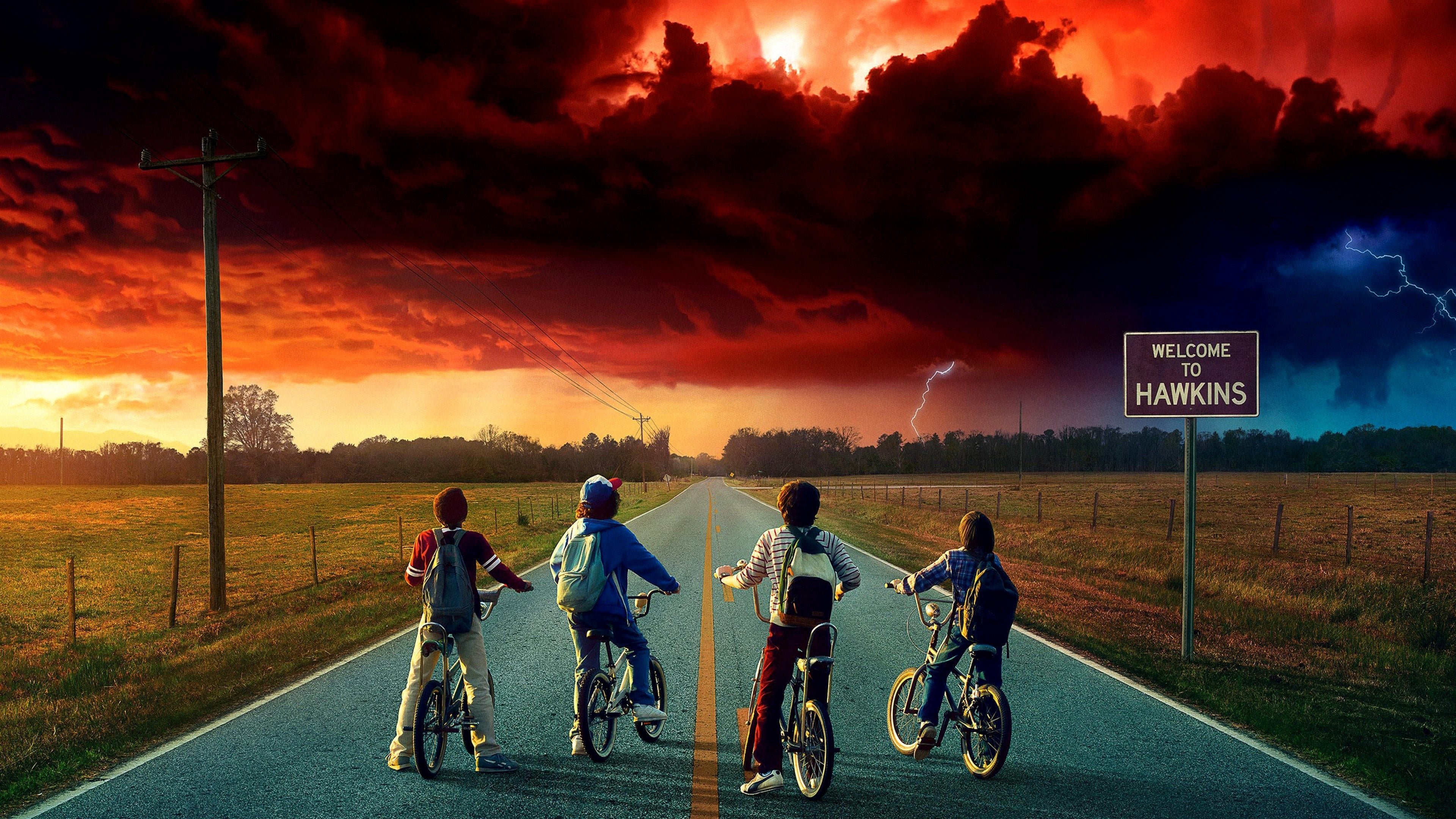 Eight new cast members for Stranger Things