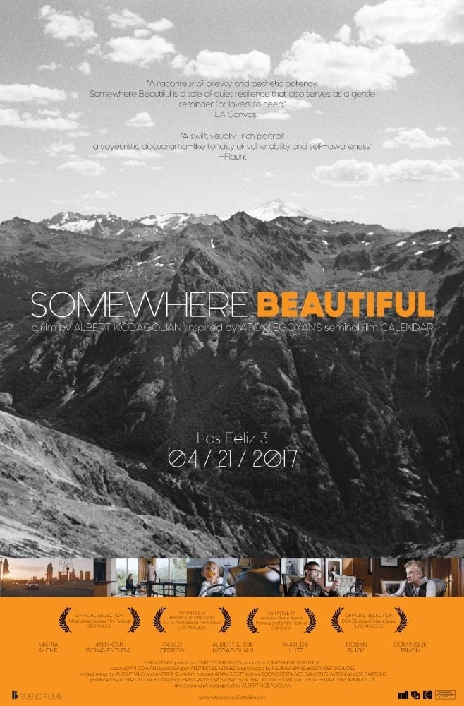 Ver Somewhere Beautiful Online HD Español (2014)