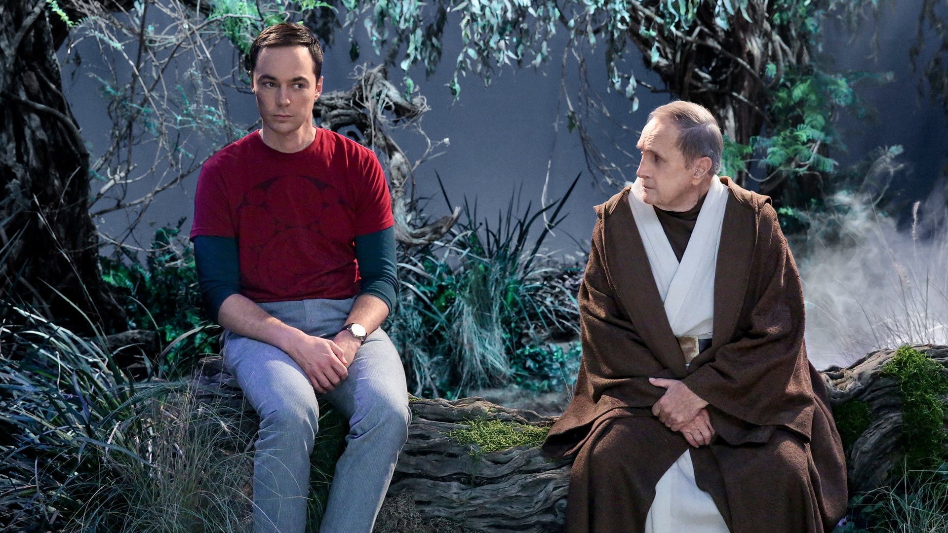 The Big Bang Theory Season 11 :Episode 6  The Proton Regeneration