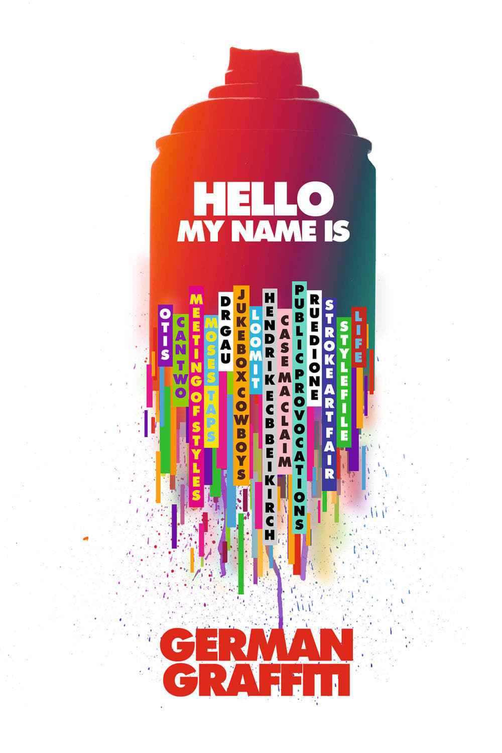 Hello My Name Is: German Graffiti (2015)