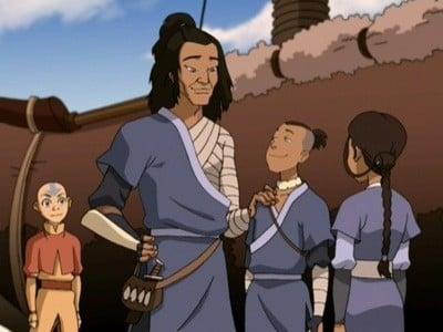 Avatar - Der Herr der Elemente Season 1 :Episode 15  Bato vom Wasserstamm