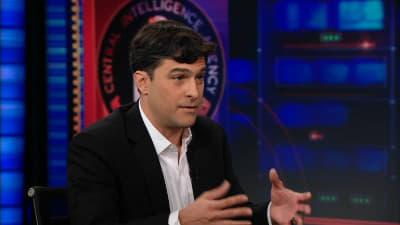 The Daily Show with Trevor Noah Season 18 :Episode 88  Mark Mazzetti