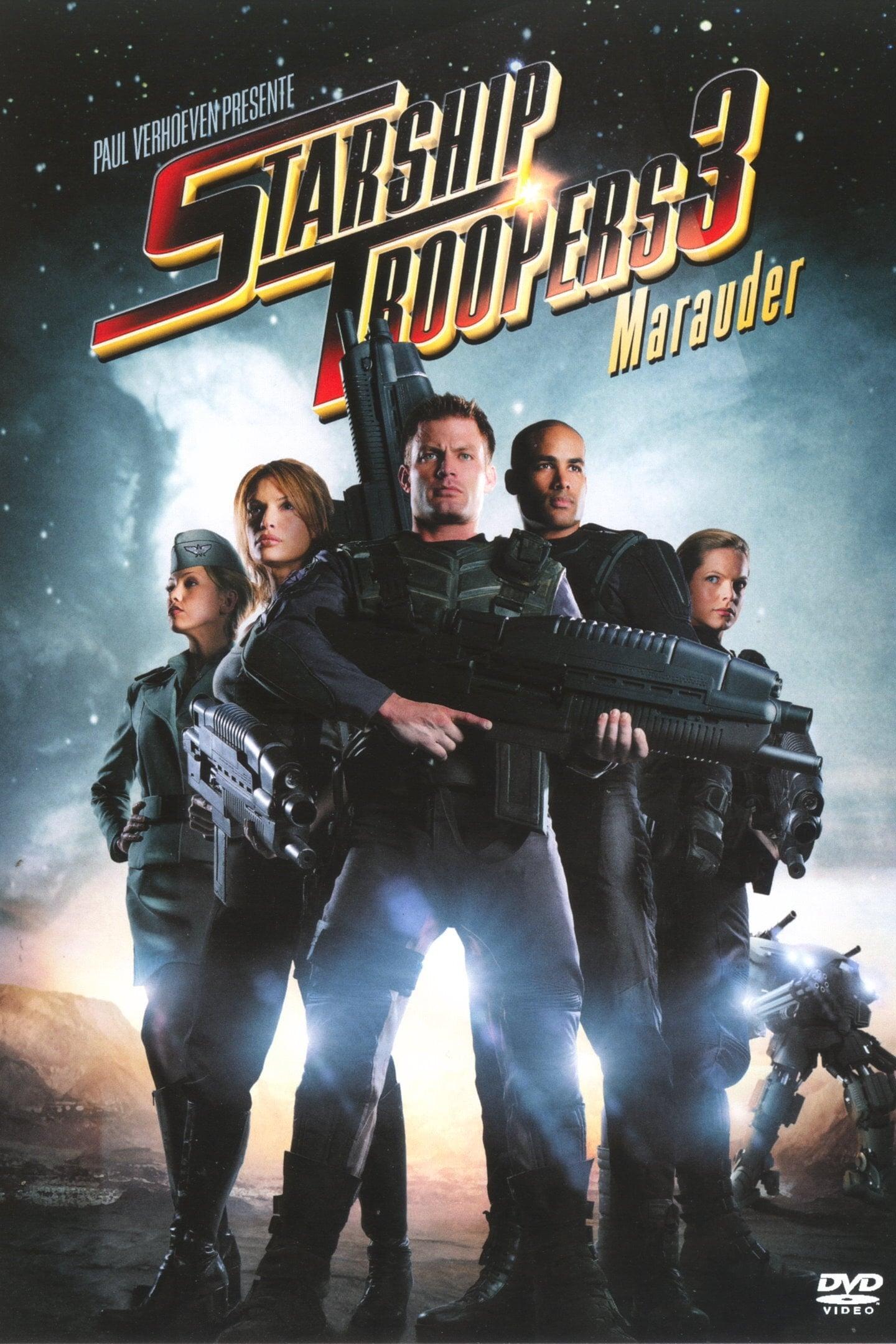 Starship Troopers Stream