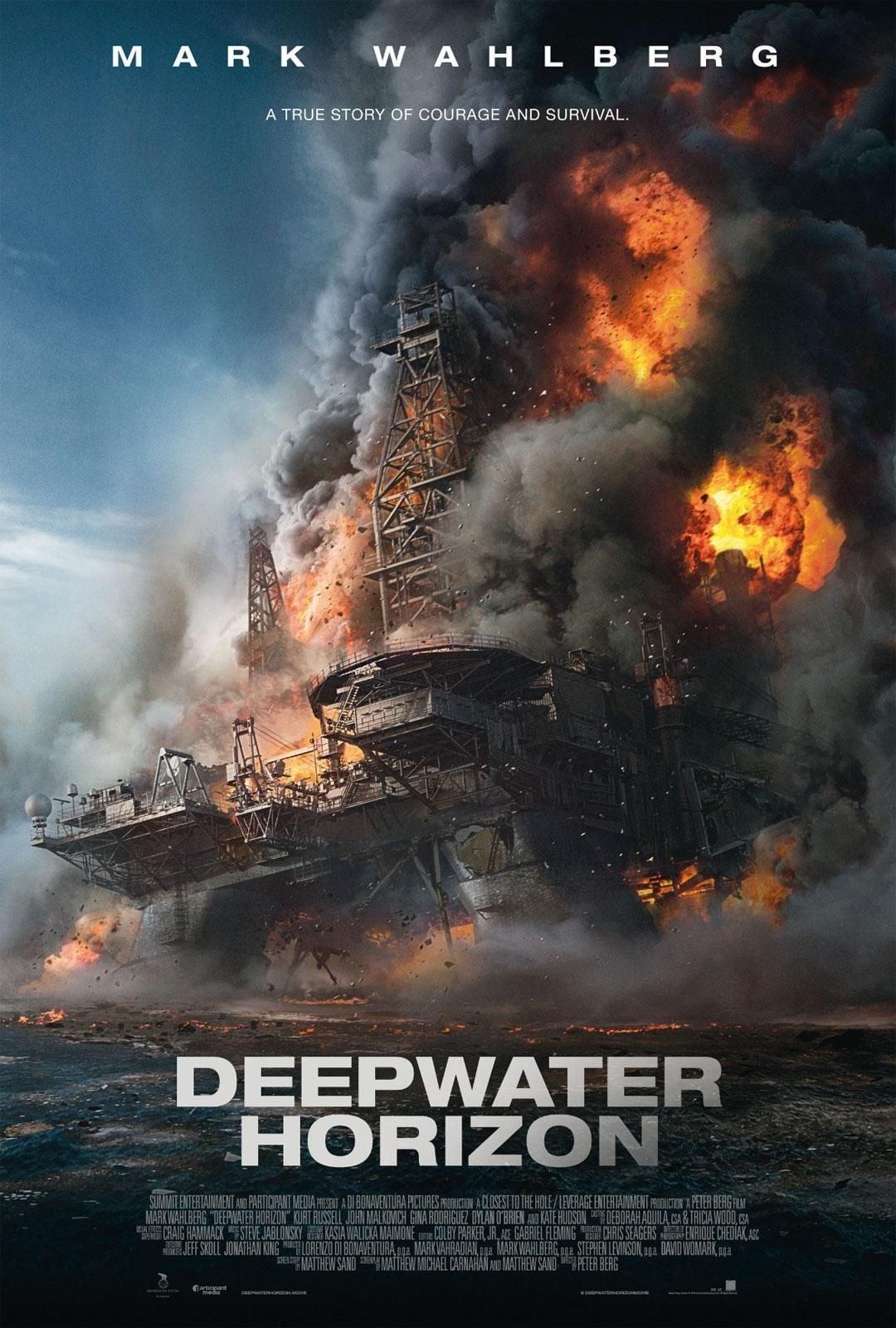 Deepwater Horizon German Stream