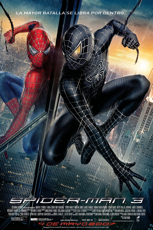 Póster Spider-Man 3
