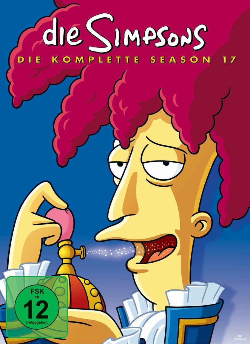 Die Simpsons Season 17
