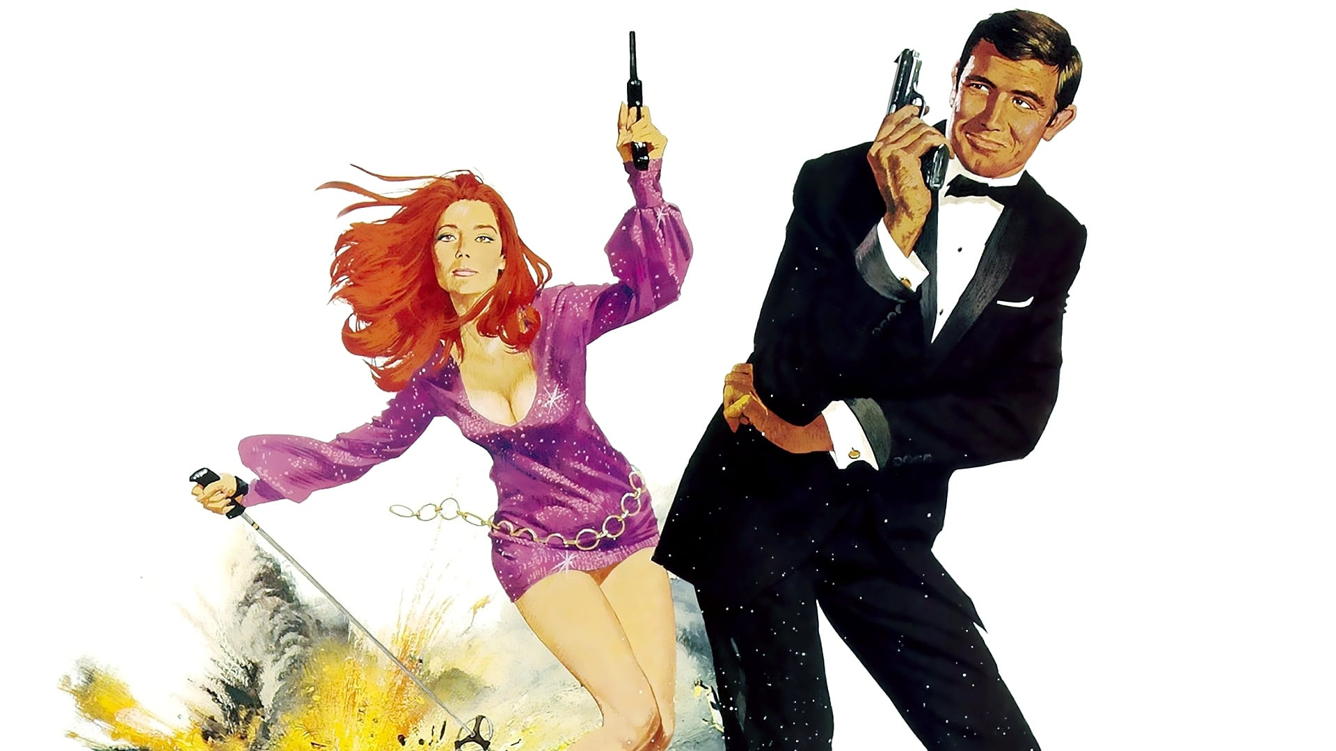 On Her Majesty's Secret Service Trailer