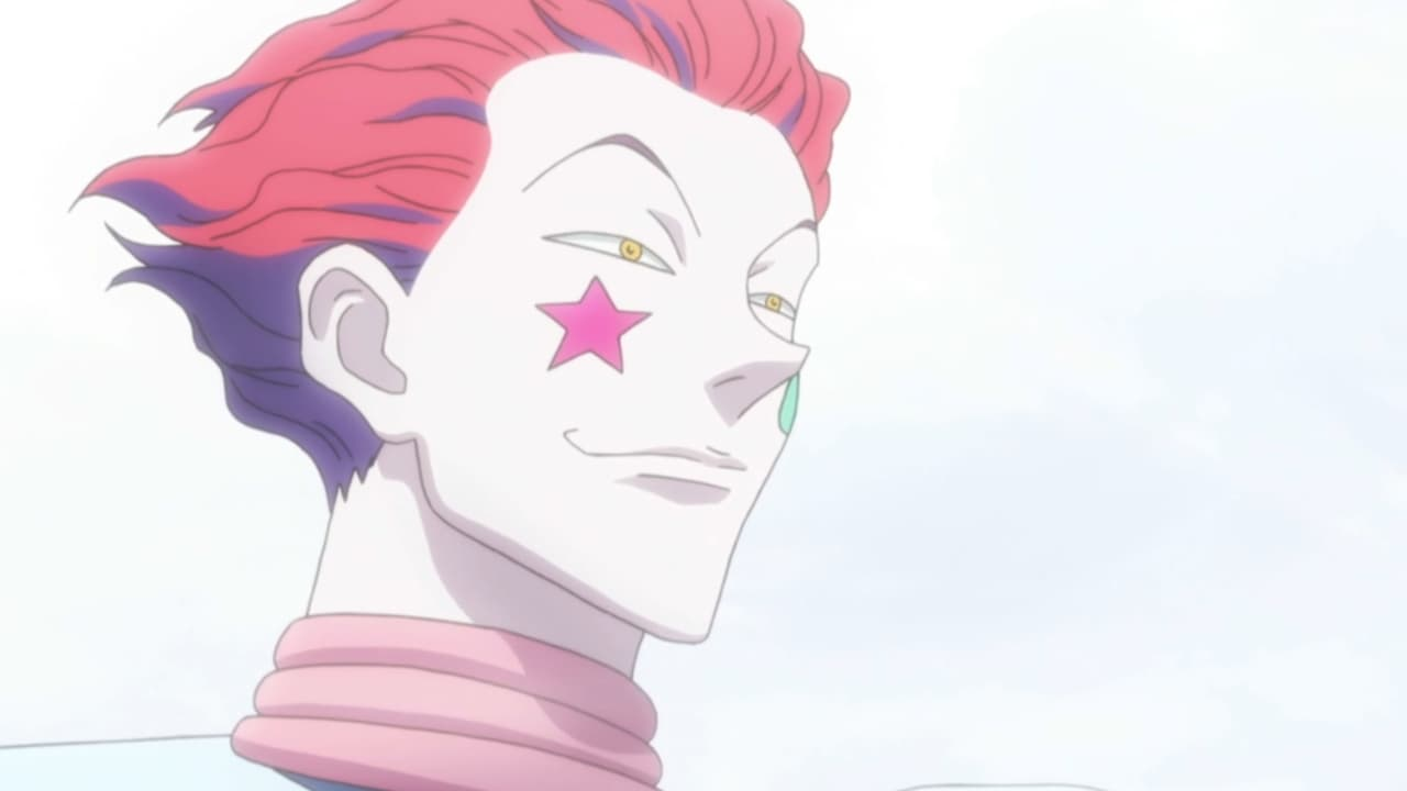 Hunter x Hunter Season 1 :Episode 5  Hisoka x Is x Sneaky