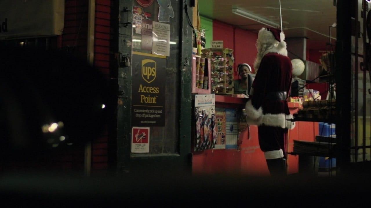Christmas Crime Story
