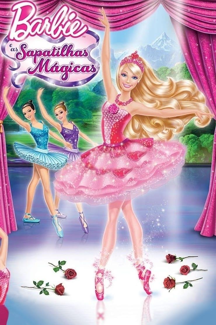 Barbie e as Sapatilhas Mágicas Dublado