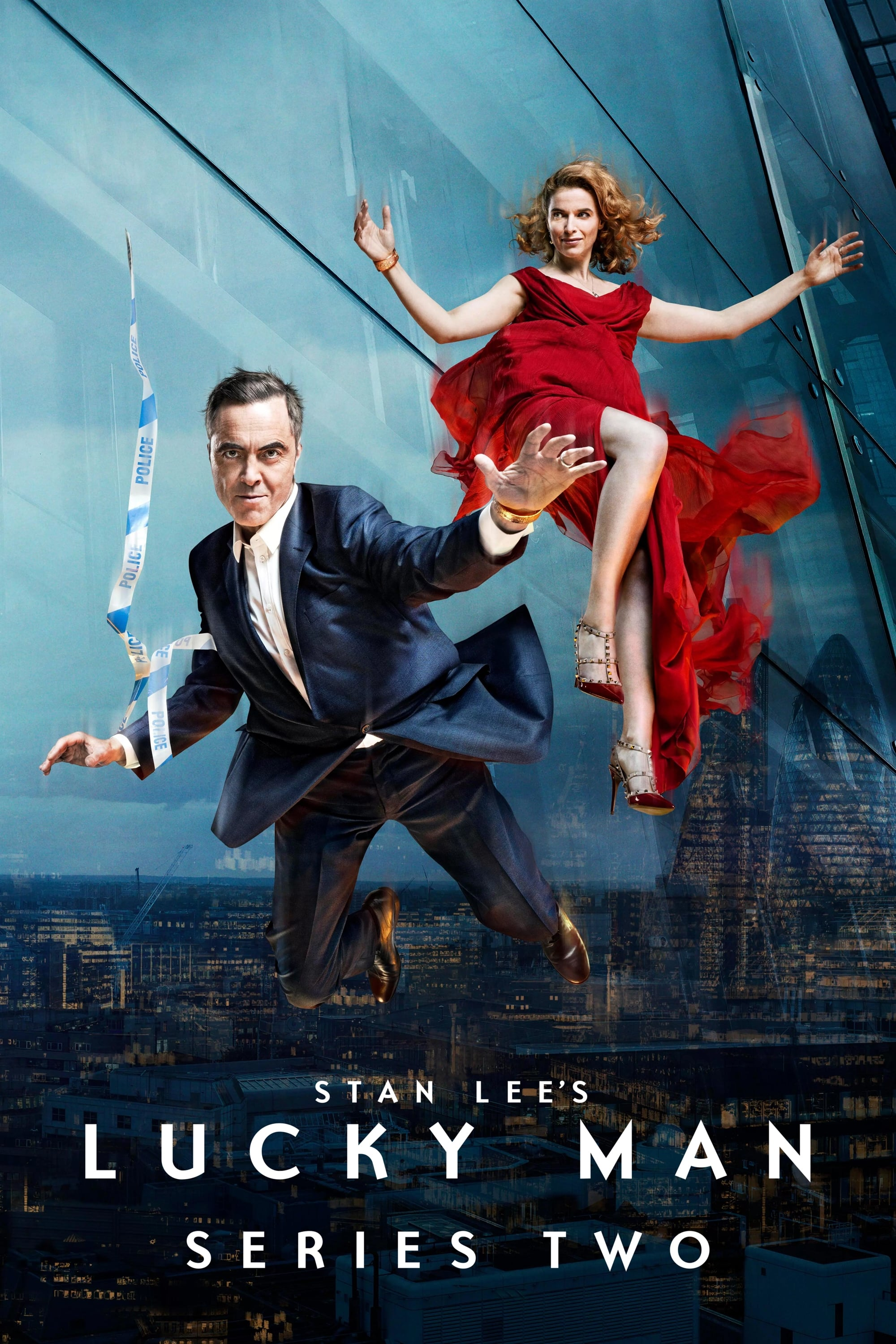Stan Lee's Lucky Man Season 2