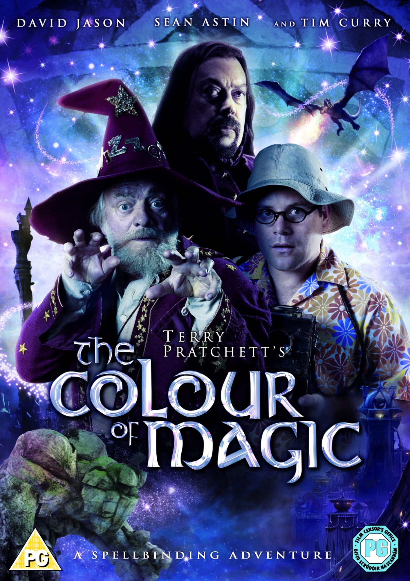 The Colour Of Magic on FREECABLE TV