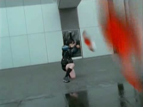 Super Sentai Season 26 :Episode 3  Scroll 3: Sixty Seconds and the Impostor