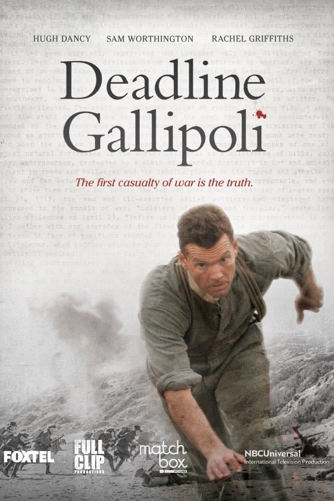 Deadline Gallipoli (2015) online ελληνικοί υπότιτλοι