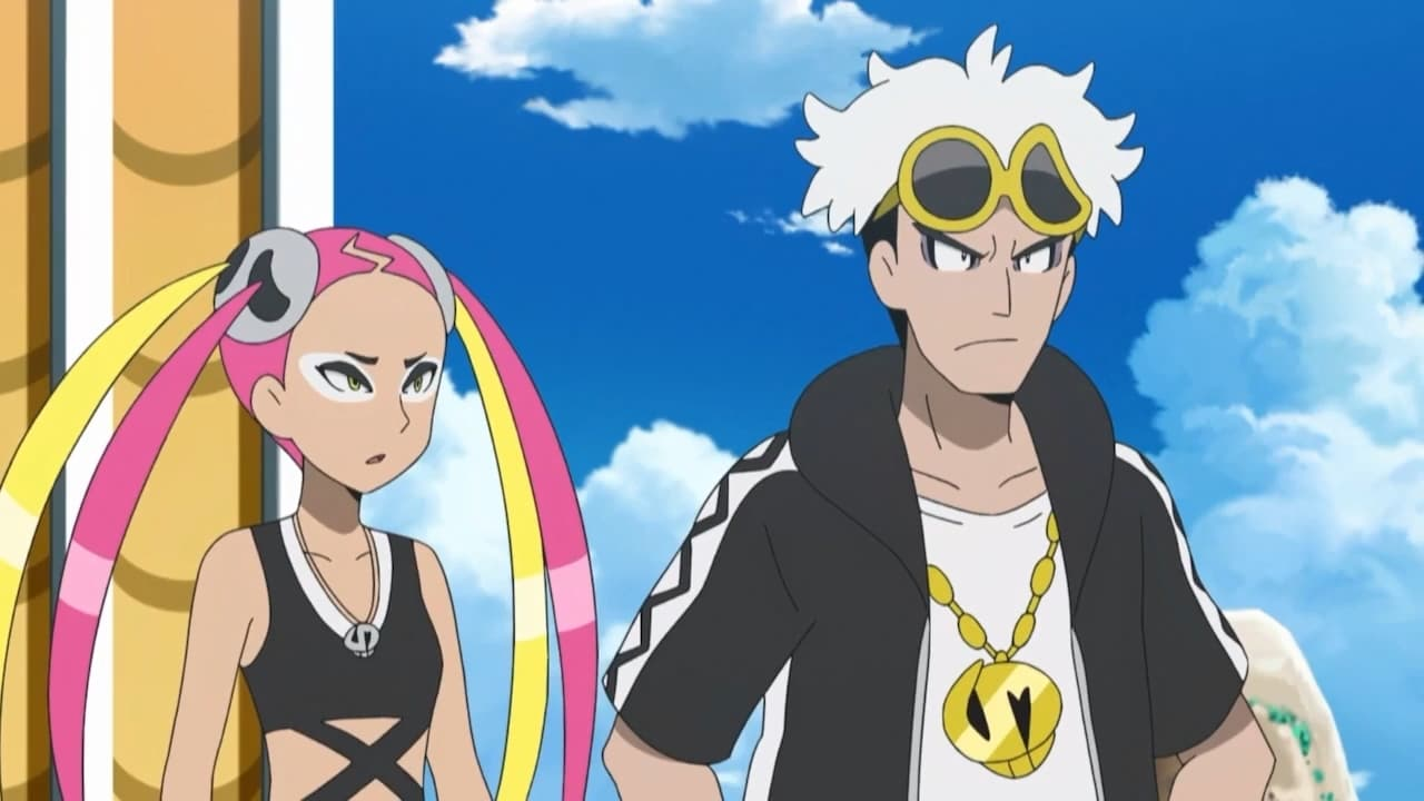 Pokémon Season 22 :Episode 23  The Dealer of Destruction!