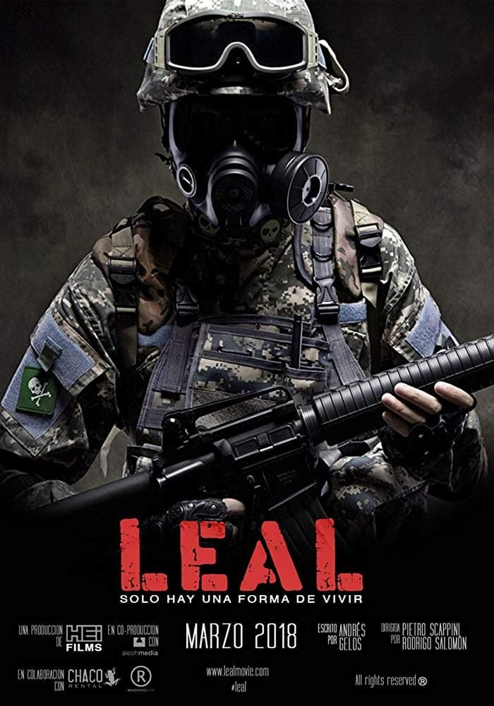 Leal, solo hay una forma de vivir (2019) Torrent - WEB-DL 720p e 1080p Dublado / Dual Áudio 5.1 Download
