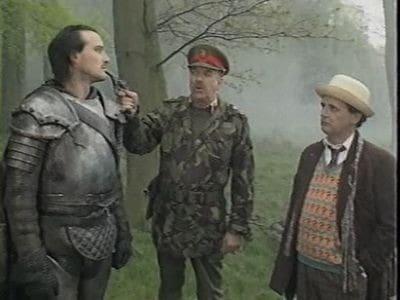 Doctor Who Season 26 :Episode 4  Battlefield, Part Four