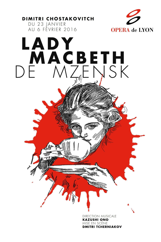 Chostakovitch: Lady Macbeth de Mzensk (2016)