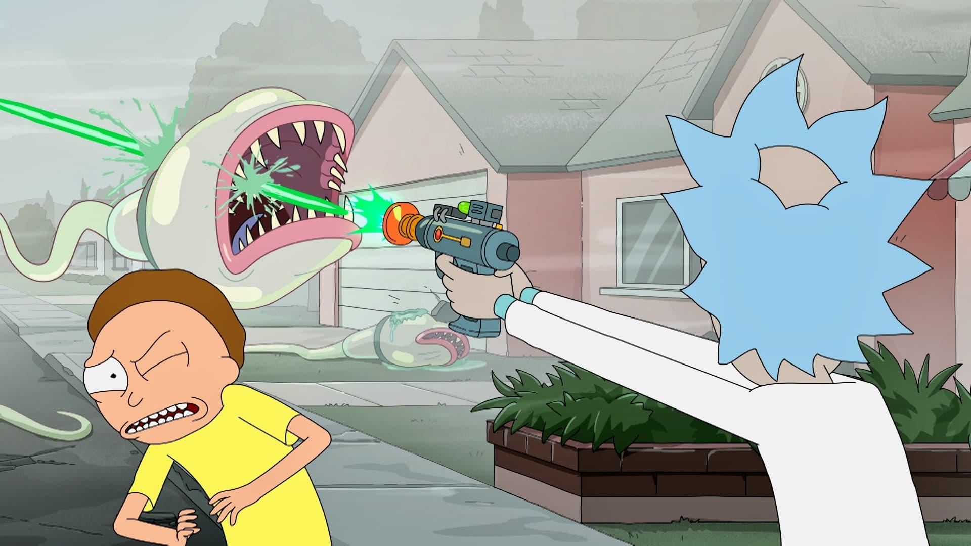 Rick Morty 5 4 Rickassistindo