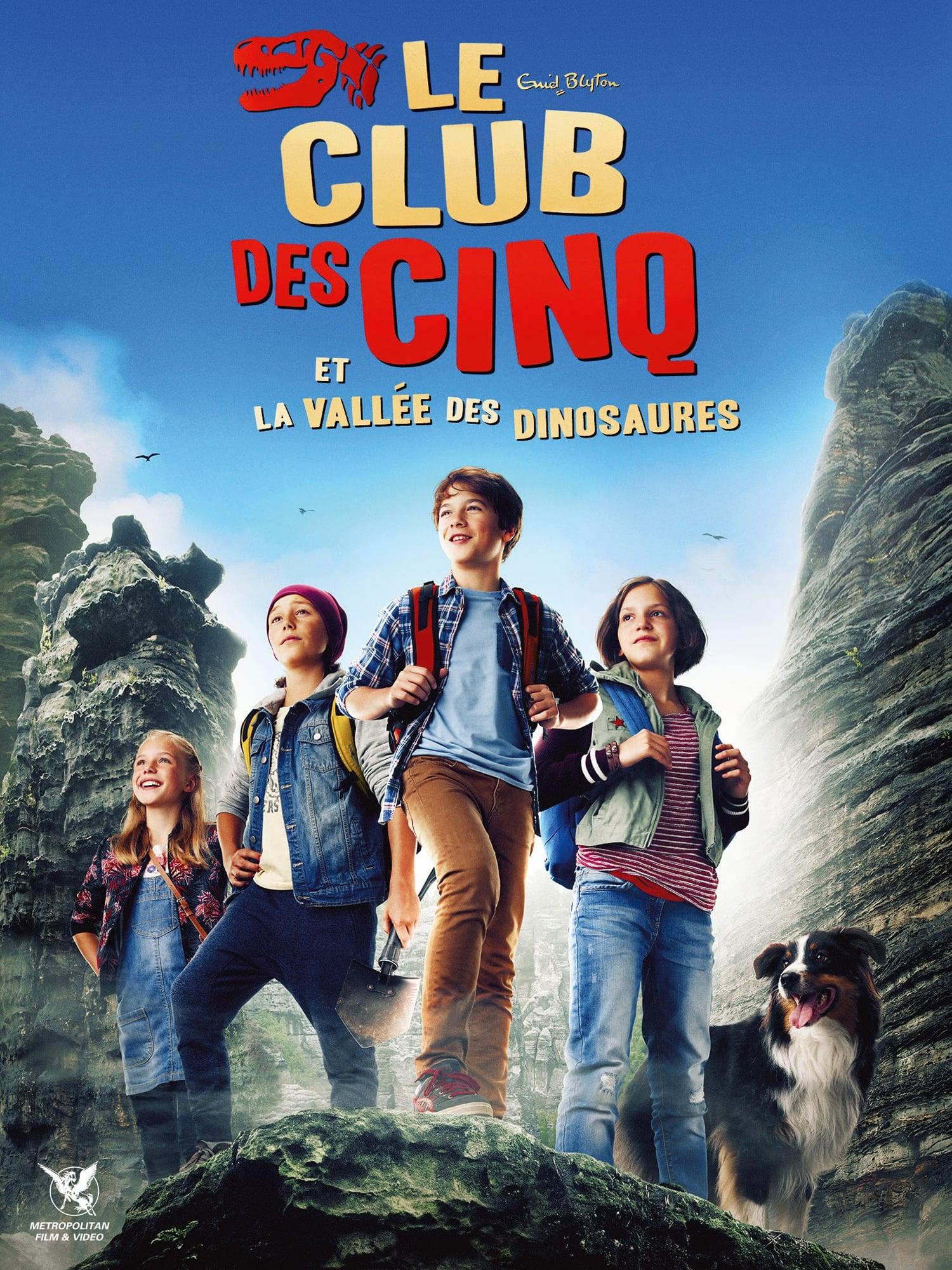 Le Club Des Cinq Et La Vallée Des Dinosaures - Fünf Freunde Und Das Tal Der Dinosaurier - 2020