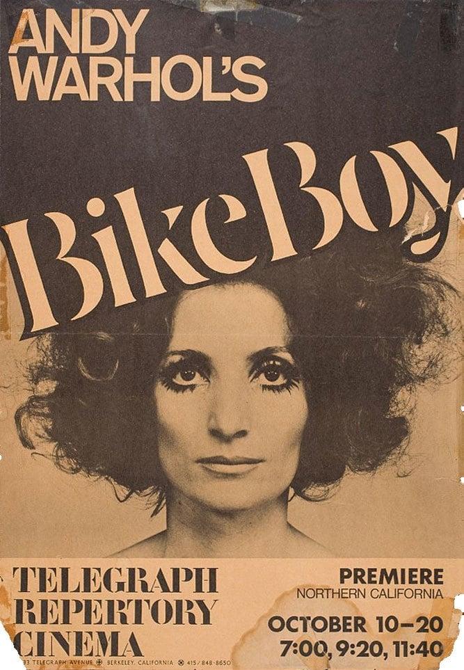 Bike Boy (1967)