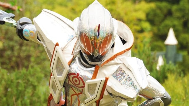 Kamen Rider Season 26 :Episode 35  True Worth! The Power of Fun!