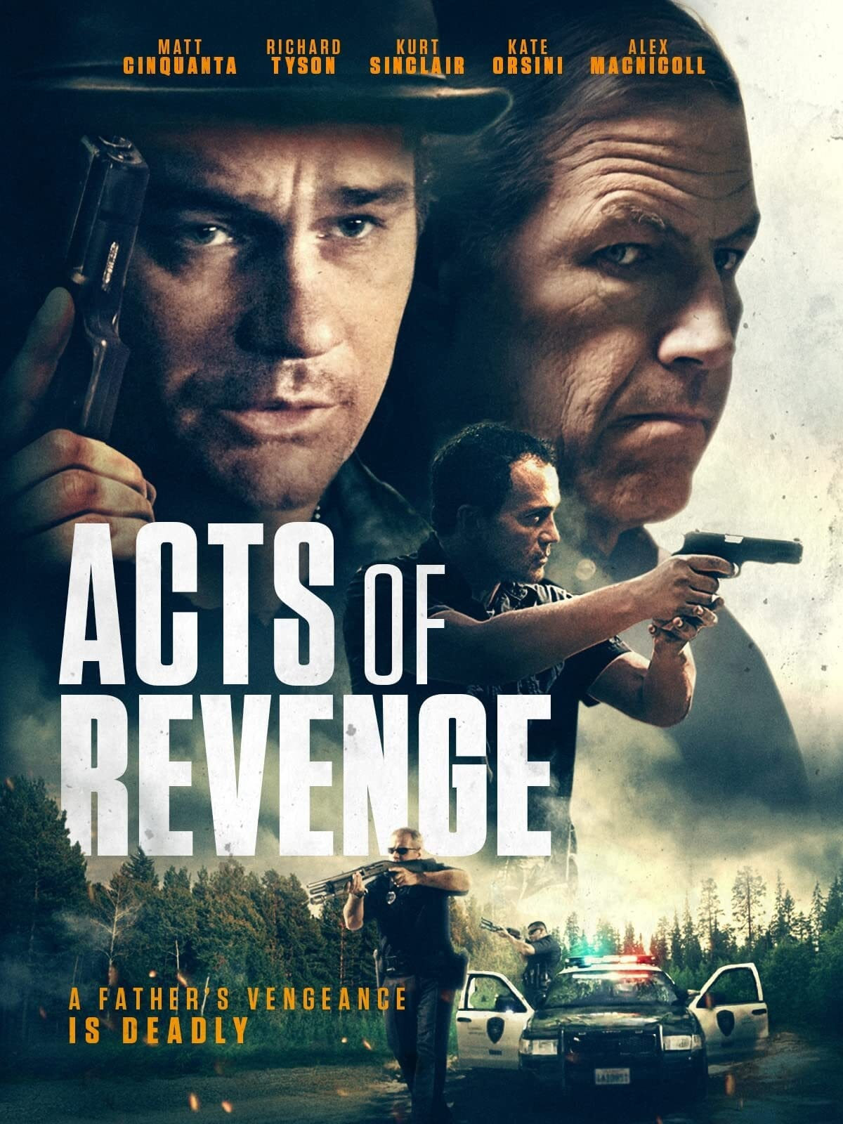 Acts of Revenge Legendado