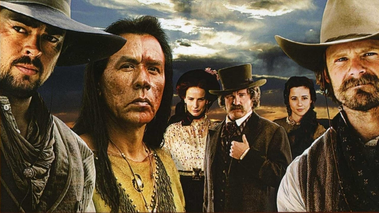Comanche Moon - Season 1