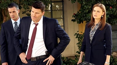 Bones Season 9 :Episode 16  The Source in the Sludge